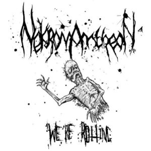 Nekromantheon - We're Rotting cover art