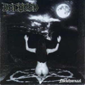 Decayed - Nockthurnaal cover art