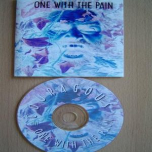 Courageous - One with the Pain cover art