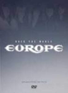 Europe - Rock the World cover art