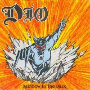 Dio - Rainbow in the Dark cover art
