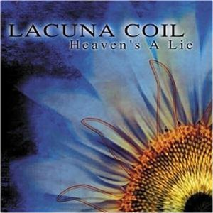 Lacuna Coil - Heaven's a Lie cover art