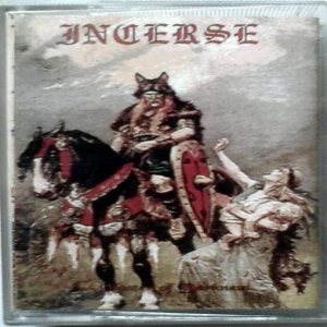 Incerse - Master of Darkness cover art