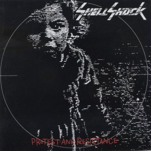 Shellshock - Protest and Resistance cover art
