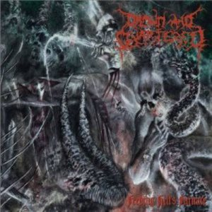 Drawn and Quartered - Feeding Hell's Furnace cover art