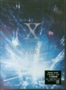 X Japan - The Last Live Video cover art