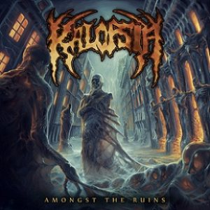 Kalopsia - Amongst the Ruins cover art