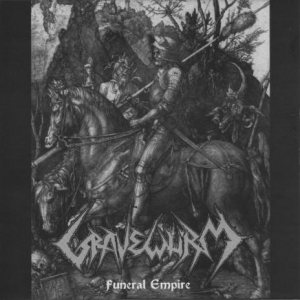 Gravewürm - Funeral Empire cover art