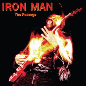 Iron Man - The Passage cover art