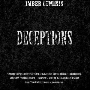Imber Luminis - Deceptions cover art