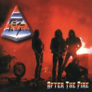 EZ Livin' - After the Fire cover art