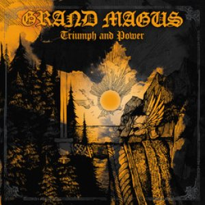 Grand Magus - Triumph and Power cover art