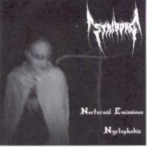 Striborg - Nocturnal Emissions - Nyctophobia cover art