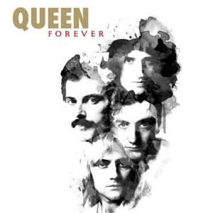 Queen - Queen Forever cover art