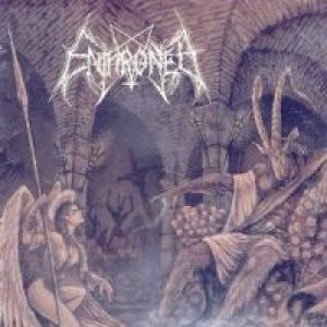 Enthroned - Towards the Skullthrone of Satan cover art
