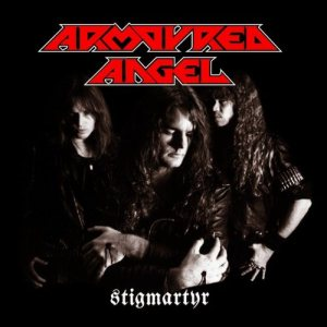 Armoured Angel - Stigmartyr cover art