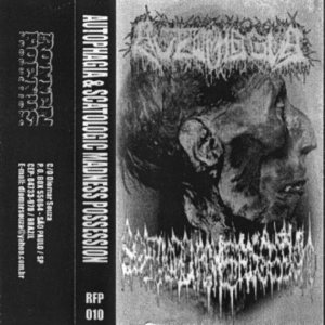 Scatologic Madness Possession - Autophagia / Scatologic Madness Possession cover art