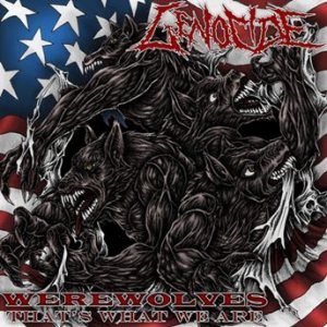 Genocide - Werewolves That's What We Are cover art