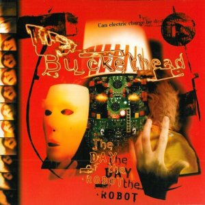Buckethead - The Day of the Robot cover art