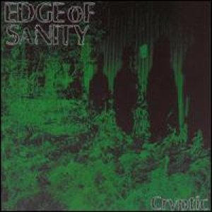 Edge Of Sanity - Cryptic cover art