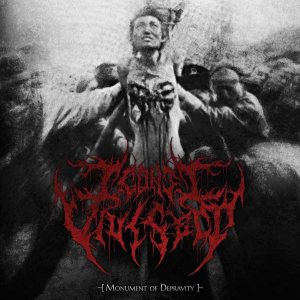 Iconic Vivisect - Monument of Depravity cover art
