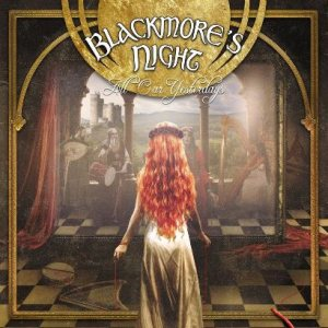 Blackmore's Night - All Our Yesterdays cover art