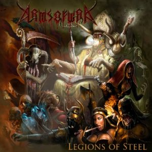 Arms of War - Legions of Steel cover art