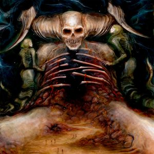 Horrendous - Anareta cover art