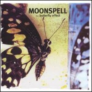 Moonspell - The Butterfly Effect cover art