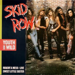 Skid Row - Youth Gone Wild cover art