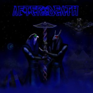 After Death - Retronomicon cover art