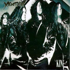 Xentrix - Kin cover art