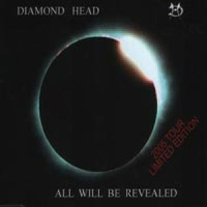 Diamond Head - All Will Be Revealed cover art
