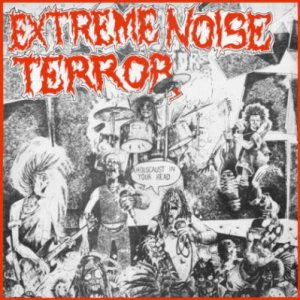 Extreme Noise Terror - A Holocaust in Your Head cover art