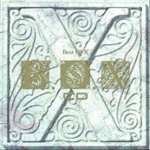 X Japan - B.O.X. - Best of X cover art