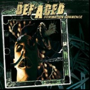 The Defaced - Domination Commence cover art