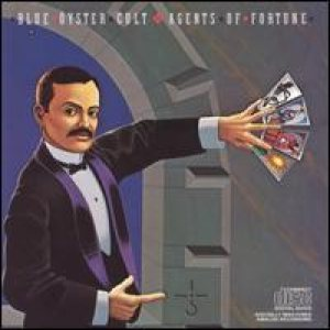 Blue Oyster Cult - Agents of Fortune cover art