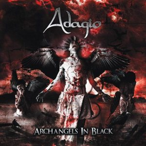 Adagio - Archangels in Black cover art