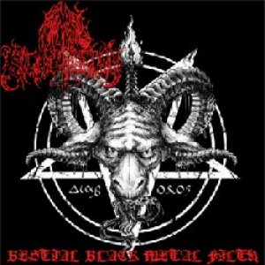Anal Blasphemy - Bestial Black Metal Filth cover art
