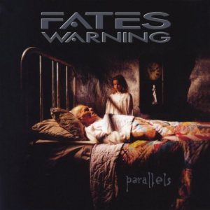 Fates Warning - Parallels (Re-release) cover art