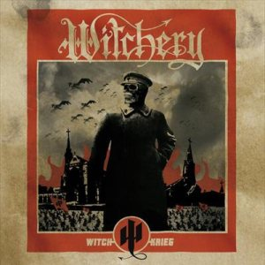 Witchery - Witchkrieg cover art
