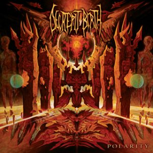 Decrepit Birth - Polarity cover art