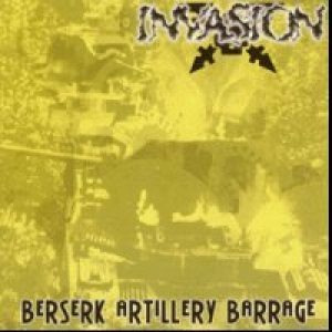 Invasion - Berserk Artillery Barrage cover art