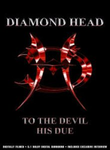 Diamond Head - To the Devil His Due cover art