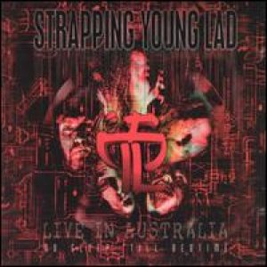 Strapping Young Lad - No Sleep Till Bedtime cover art