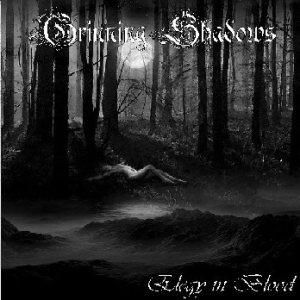 Grinning Shadows - Elegy in Blood cover art