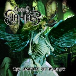 Obsidian Chamber - The Advent of Plague cover art