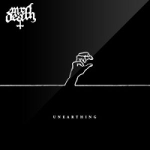 Mr Death - Unearthing cover art