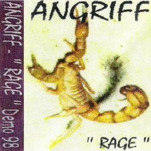 Angriff - Rage cover art