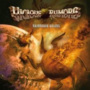 Vicious Rumors - Razorback Killer cover art